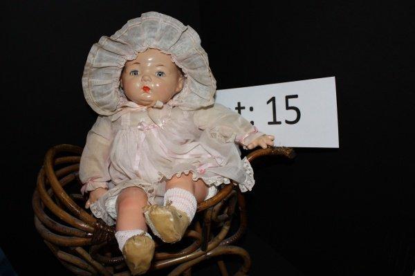 15: Madame Alexander 1930's Baby Pinky