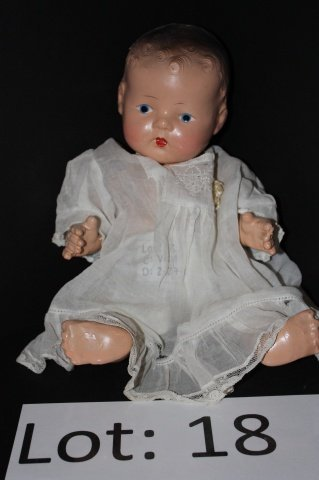 18: Composition Baby Doll