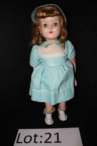21: Wanda the Walking Wonder Doll 18""