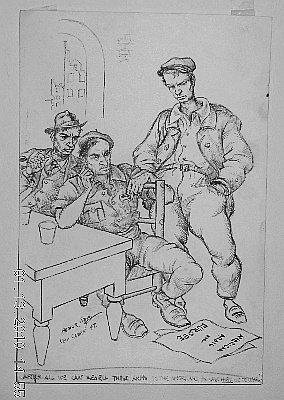 10: Rare Arthur Szyk (1894-1951) Original  Artwork Edit