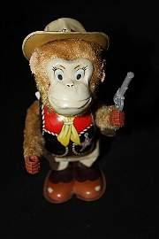 372: Windup Cowboy Toy