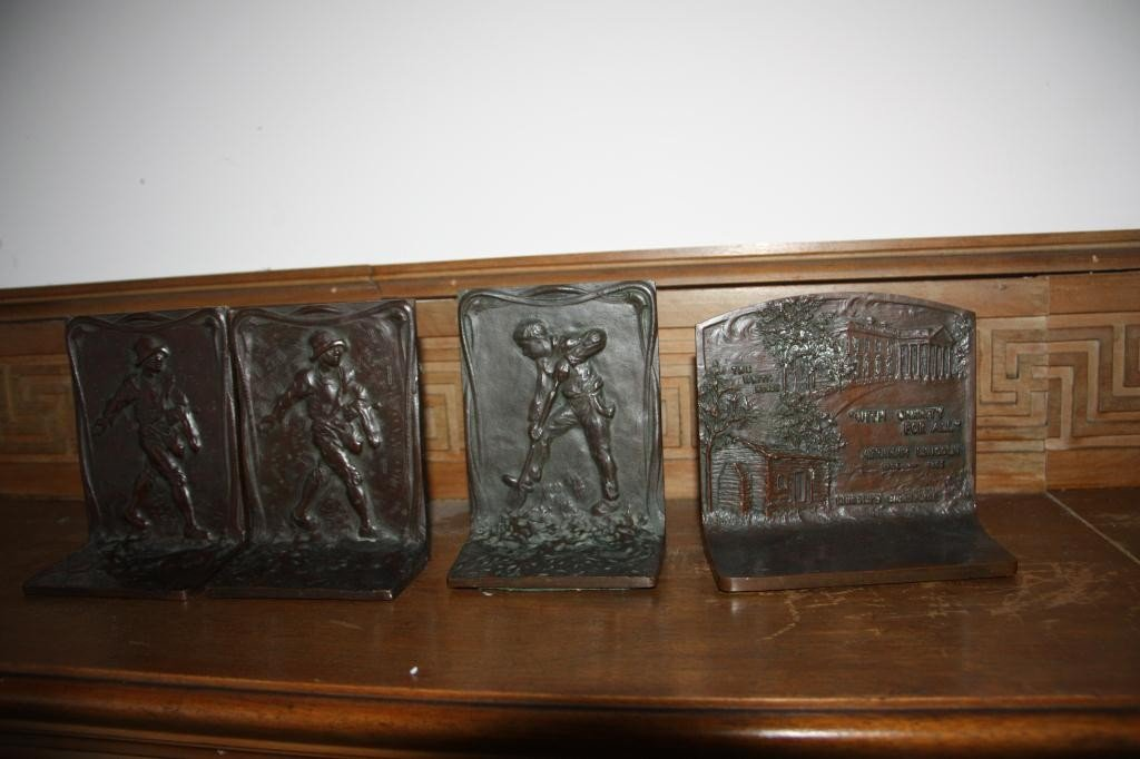 Griffoul Foundry Book Ends (2)