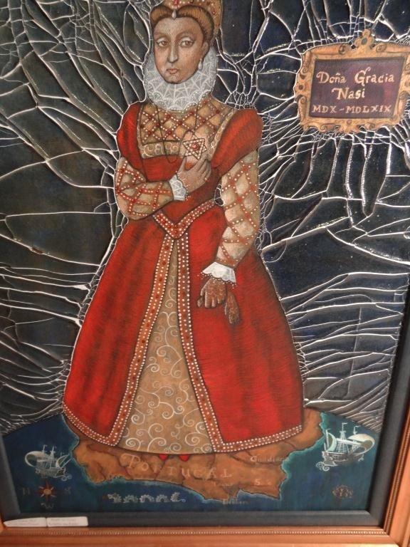 Cynthia Von Buhler  Portrait of Gracia Mendes Nasi - 3