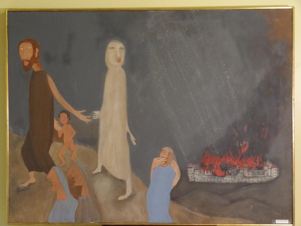 "Robert Rutman ""The Ruin of Sodom and Gomorrah"""