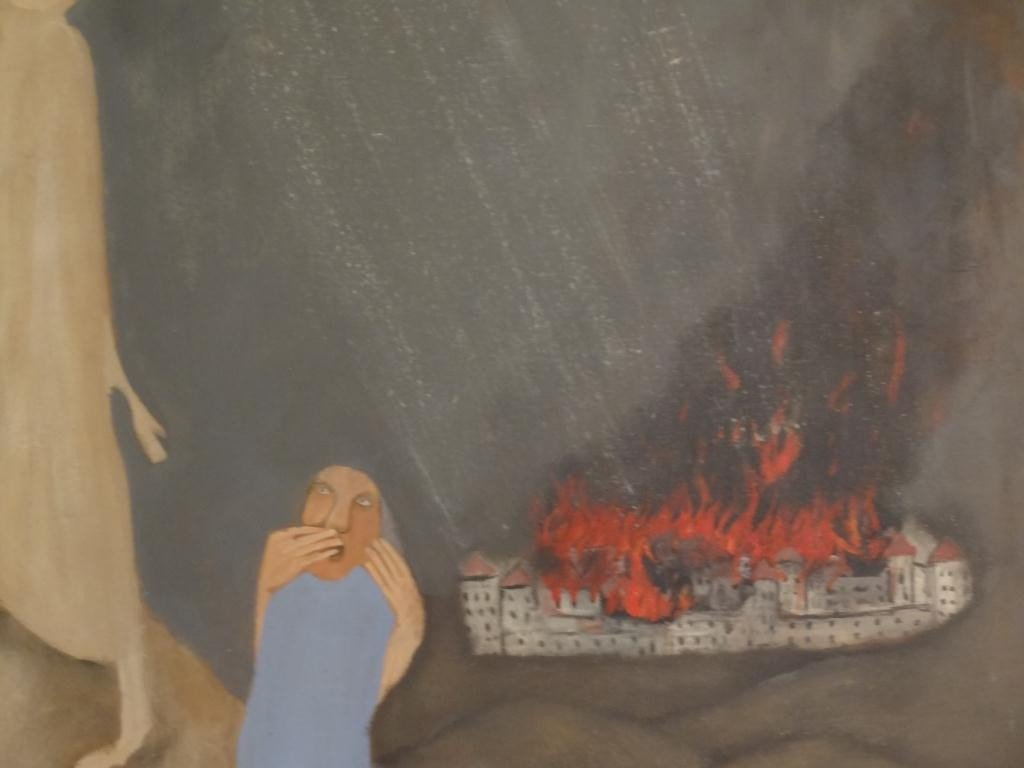 "Robert Rutman ""The Ruin of Sodom and Gomorrah"" - 3"