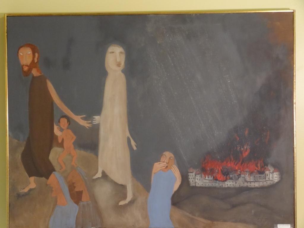 "Robert Rutman ""The Ruin of Sodom and Gomorrah"" - 5"