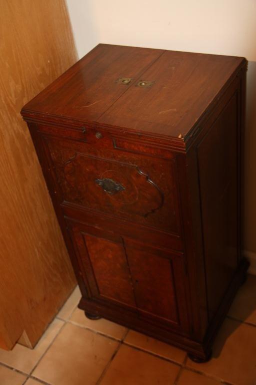 Prohibition Era Liquor Cabinet