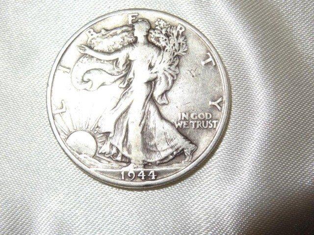 20: Liberty Half Dollar: 1944