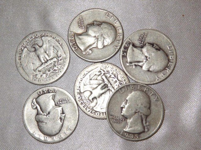 21: Quarters:  6 from 1937-1940