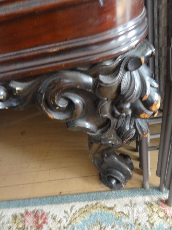 Weber Rosewood  Square Grand Piano 88 Keys -Serial 4295 - 5