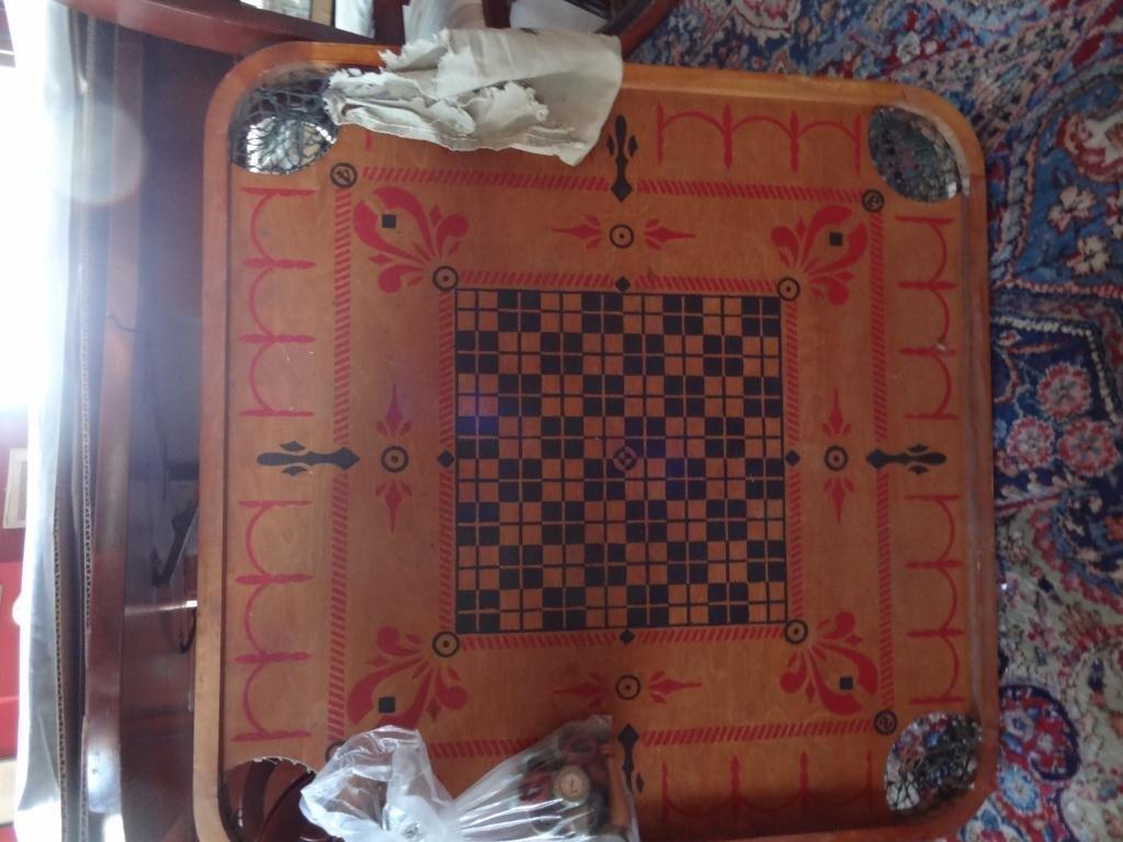 Vintage Carrom Board
