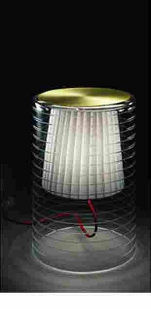 Alfonso Fontal: Rebecca 10 Table Lamp