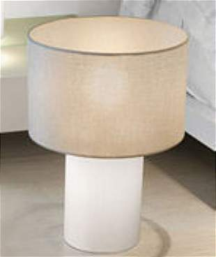 Modiss: Lopo 10 Linen Table Lamp