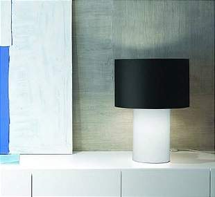 Modiss: Lopo 10 Black Shade Table Lamp