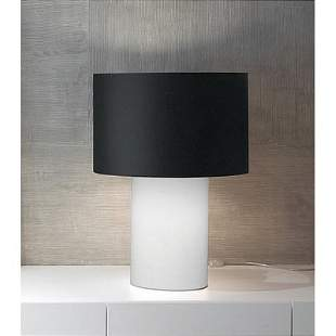 Modiss: Lopo 20 Black Shade Table Lamp