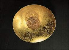 Pagnoncelli: Padella 36 Gold Leaf Ceiling/Wall