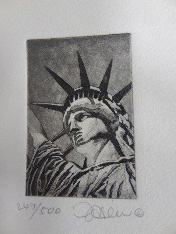 """""""Lady Liberty""""  247/500"""