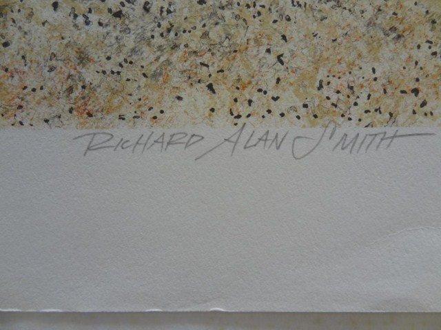 "Richard Alan Smith  ""Sidewalk Artist"" - 2"