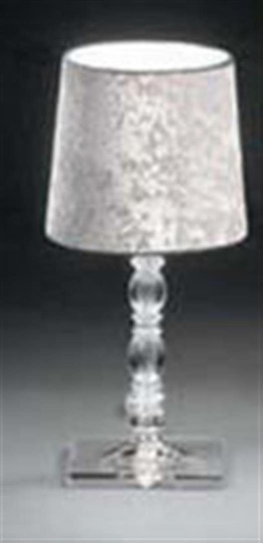 Alfonso Fontal: Claudia 10 White Table Lamp