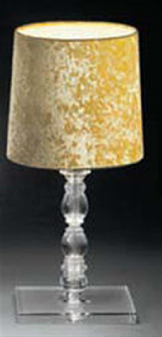 Alfonso Fontal: Claudia 20 Lemon Table Lamp