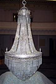 4500: Chandelier, from the Virginia State Capitol, Form