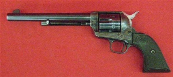 282: Colt Single Action Army Model Serial #10063SA Revo