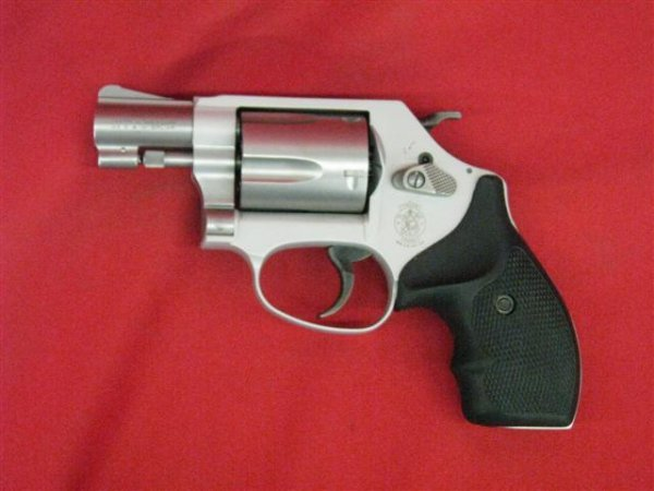 285: Smith & Wesson Model 637-2 Airweight Serial #DAD07