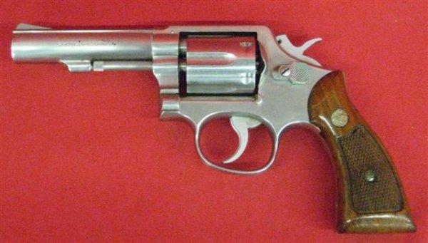 288: Smith & Wesson Model 64-3 Serial #7D09545 Revolver