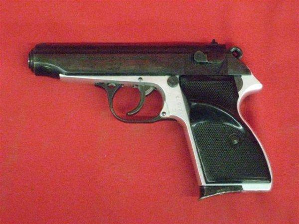 289: Fabrique National D'Armes Model FEG AP Serial #BB2