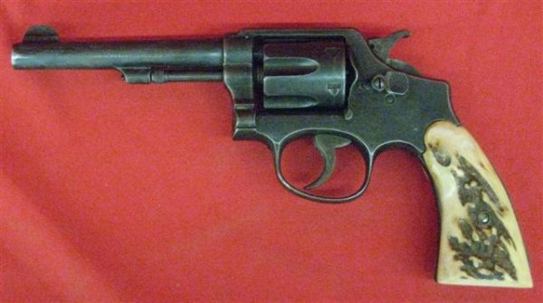 292: Smith & Wesson M & P 2nd Model Serial #55987 Revol