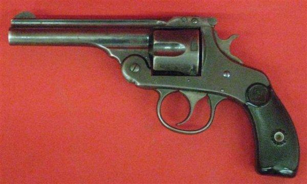 293: Harrington & Richardson Revolver, .38 cal., Model