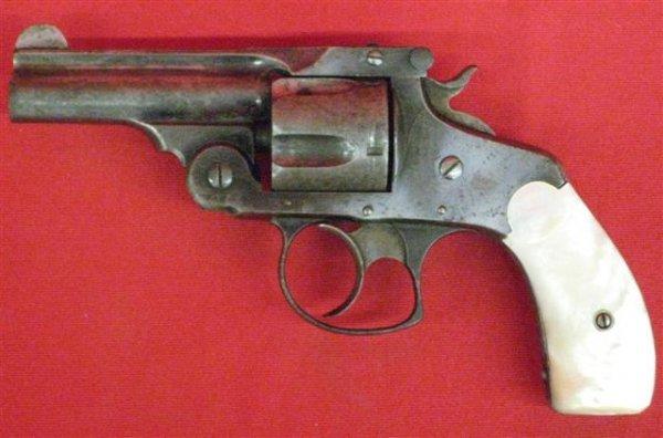 297: Smith & Wesson 3rd Model Serial #364413 Revolver,