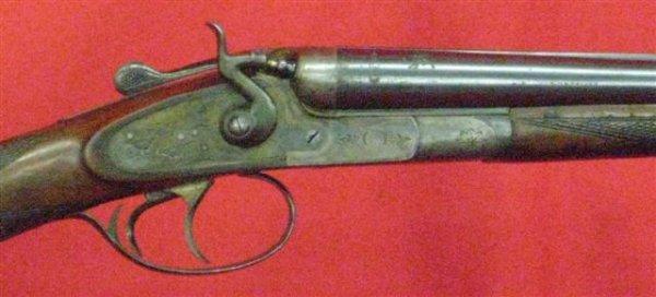 312: Bayard Diana Model Serial #98228 Shotgun, 28 ga.,