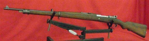 374: Steyr Mauser Model 1912 Serial #A3722 Rifle, 7mm,  - 2