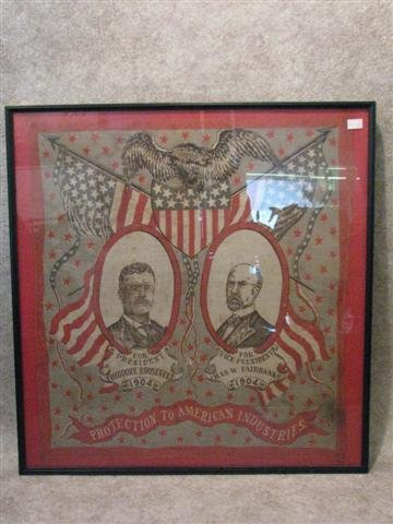 209: Political Banner, Images of the Federal Eagle and