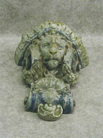 15: Ancient Regime French Faience Bracket, Pre 1789, Fu