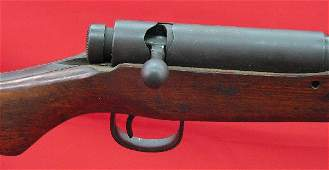 156: Arisaka Serial #51056 Rifle, 7.7 cal., Model Not F