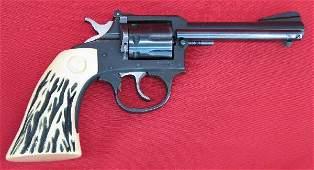 207: Iver Johnson Model 50A Sidewinder Serial #E34482 R