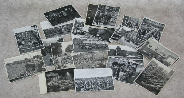 6: German Military Photographs, Approx. 39, 1930's, Pro