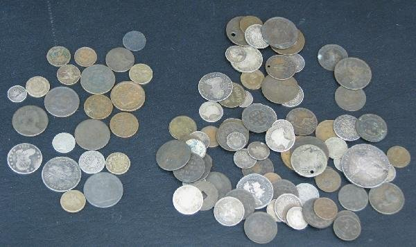 22: Coins, U.S. and Foreign, Estate Lot, (A) U.S. Coins