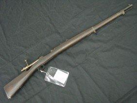 38: Rifle, Mauser, Model 1893