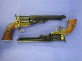 44: Pistols, Model 1860 Colt, Non-Firing Replicas