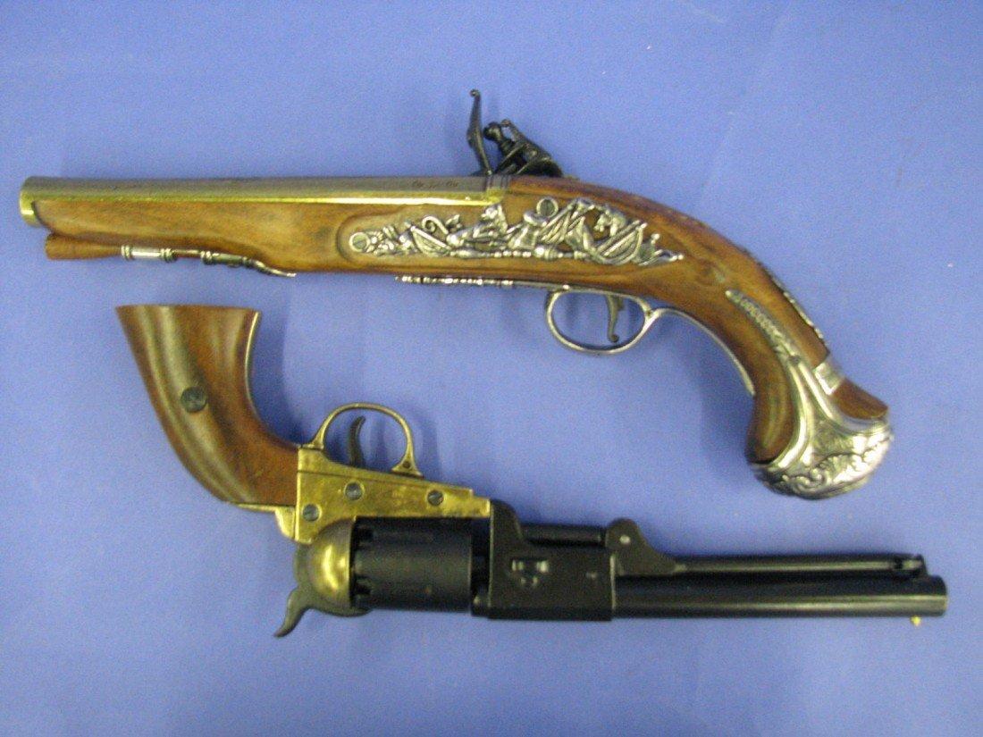 46: Pistols, Non-Firing Replicas (2)