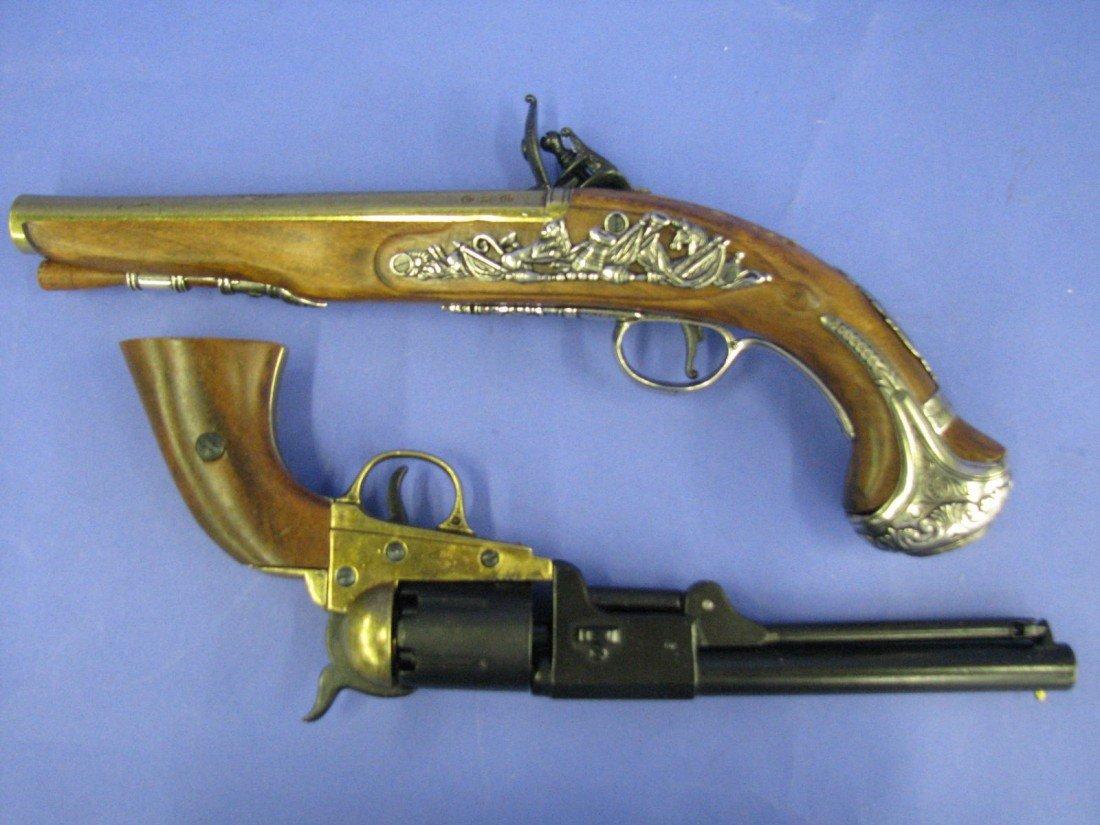47: Pistols, Non-Firing Replicas (2)