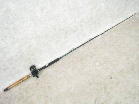 49: Fishing Gear, Graphite Rod and Reel