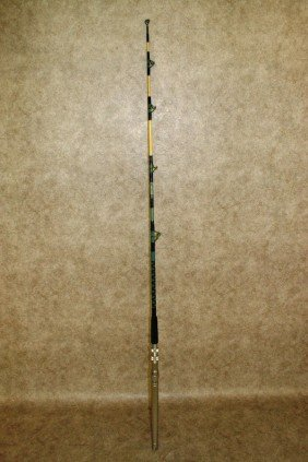 54: Fishing Gear, Custom Rod