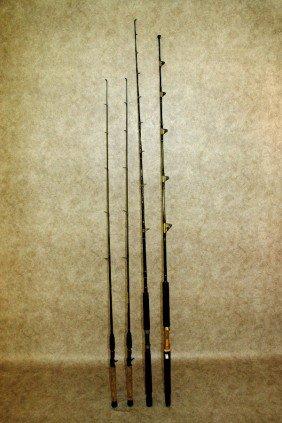 58: Fishing Gear, Fishing Rods (4)