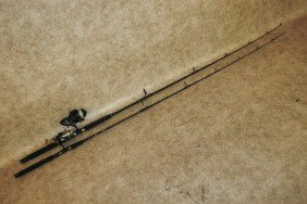 60: Fishing Gear, Rod (2) and Reels (2)