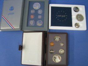 95: Miscellaneous U.S. Coin Sets
