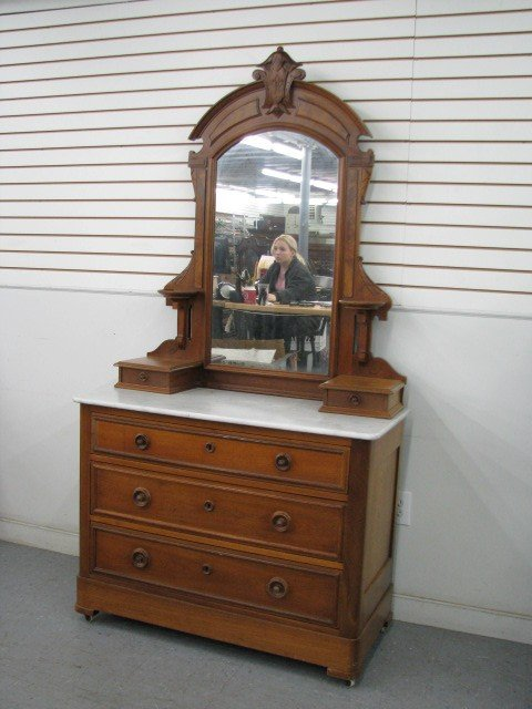 214: Dresser, Victorian, Ca 1870